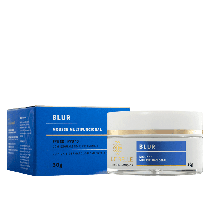 Be Belle Blur FPS 30 - Mousse Multifuncional 30ml