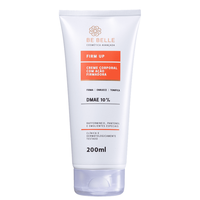 Be Belle Firm Up Corporal - Creme Firmador 200ml
