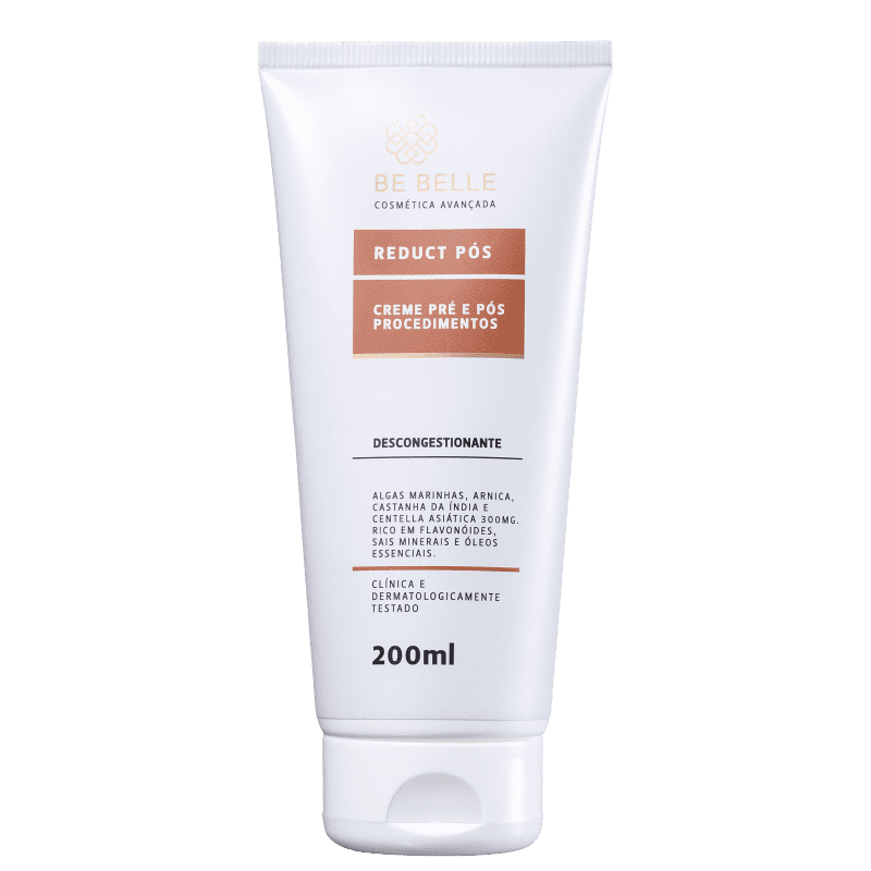 Be Belle Reduct Pós - Creme Redutor 200ml