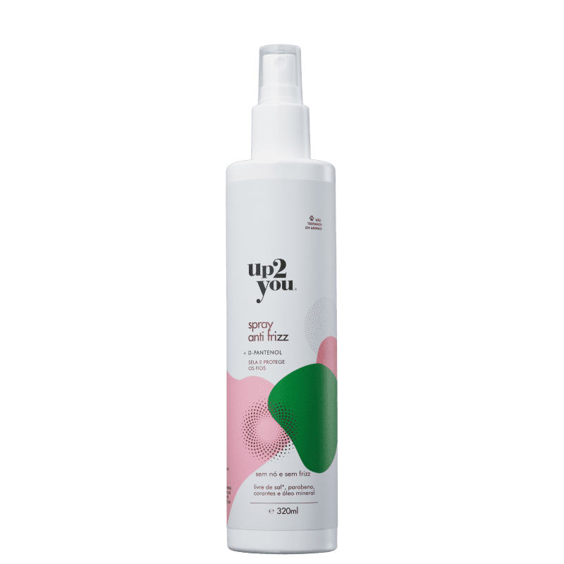 Up2You Anti-Frizz - Spray Leave-in 320ml