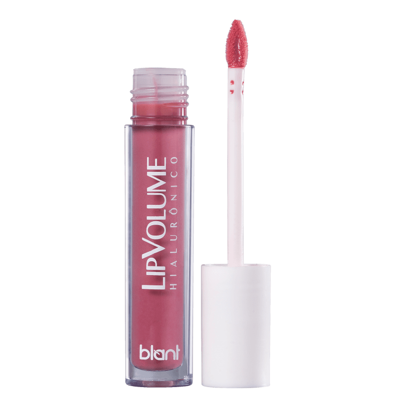 Blant Lip Volume Hialurônico Rosa - Gloss Labial 4ml