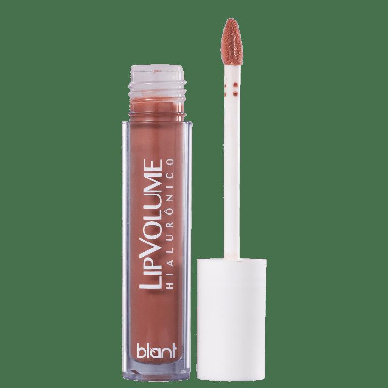 Blant Lip Volume Hialurônico Nude - Gloss Labial 4ml
