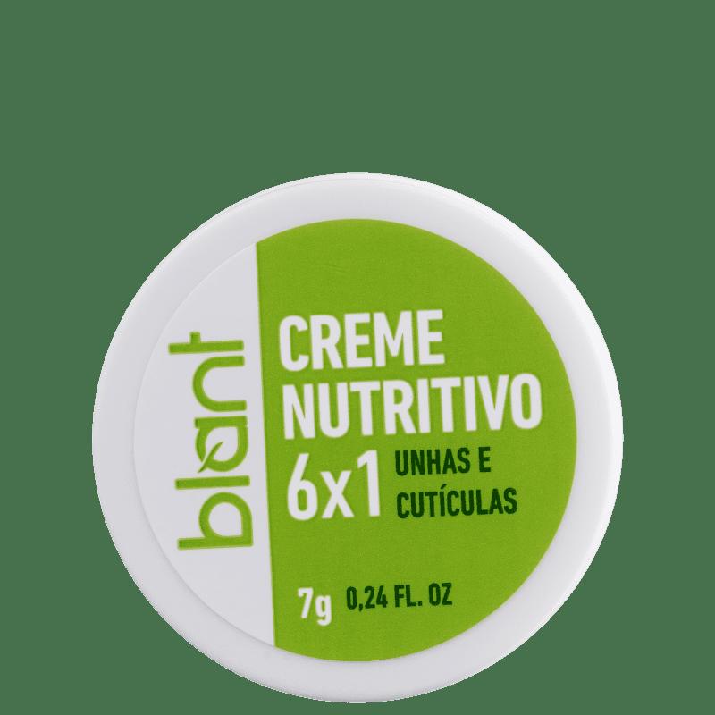 Blant 6x1 - Creme Nutritivo para Unhas e Cutículas 7g