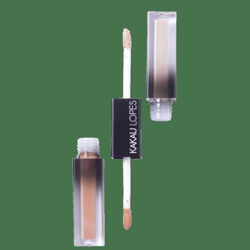 Kakau Lopes Perfect Duo Light C2-D2 - Corretivo Líquido 6g