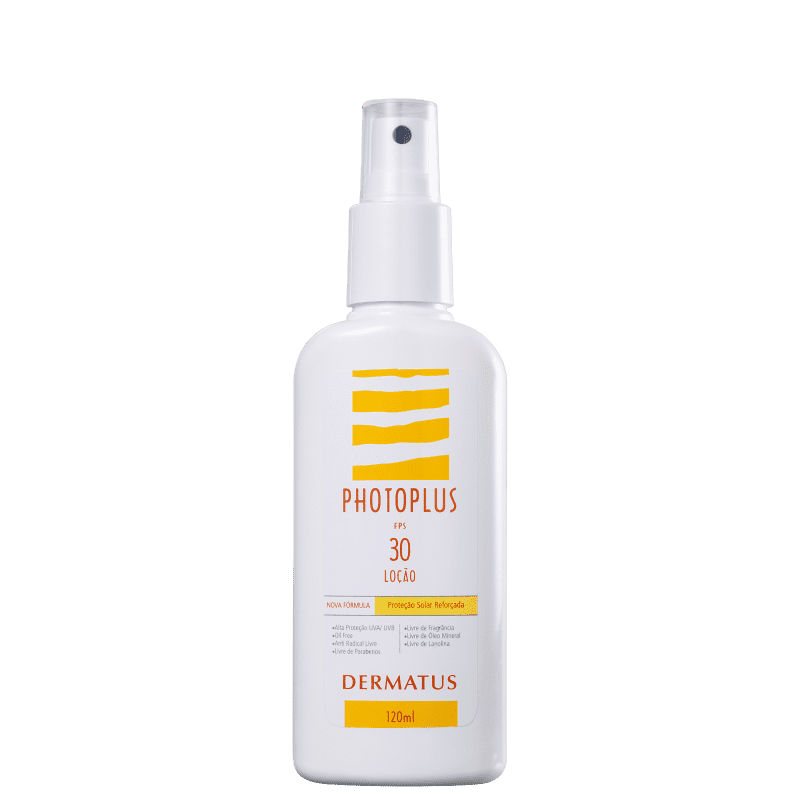 Dermatus Photoplus FPS 30 - Protetor Solar Facial 120ml