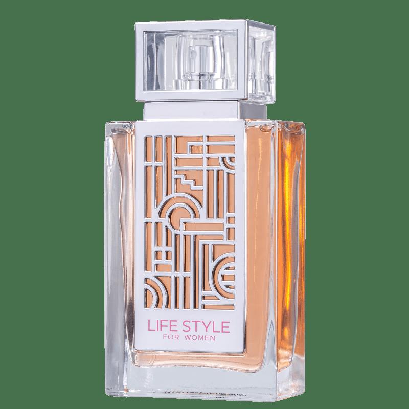 Life Style Sexy For Women Lonkoom Eau de Parfum - Perfume Feminino 100ml