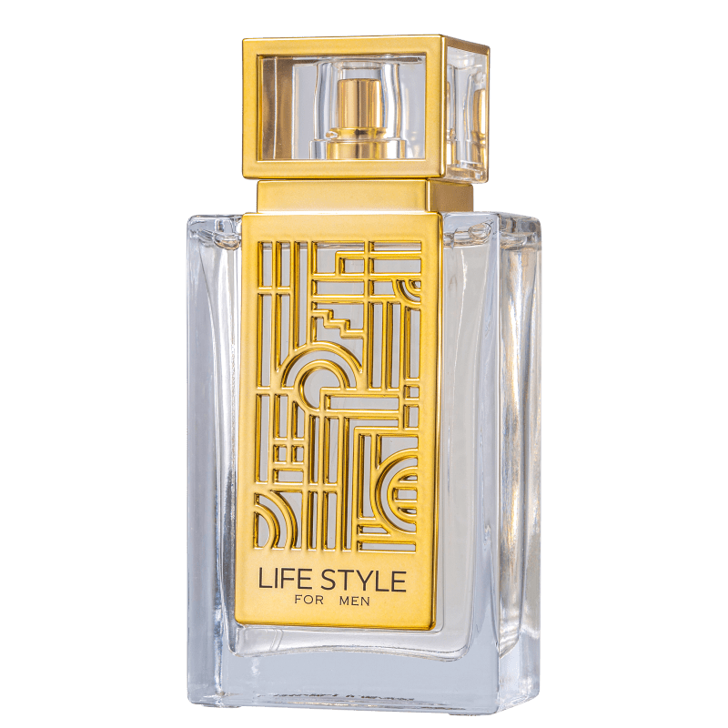Life Style Gold For Men Eau de Parfum - Perfume Masculino 100ml