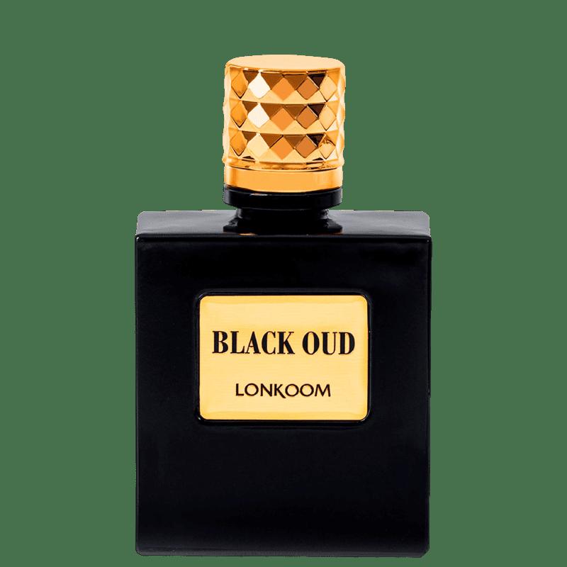 Black Oud For Men Lonkoom Eau de Toilette - Perfume Masculino 100ml