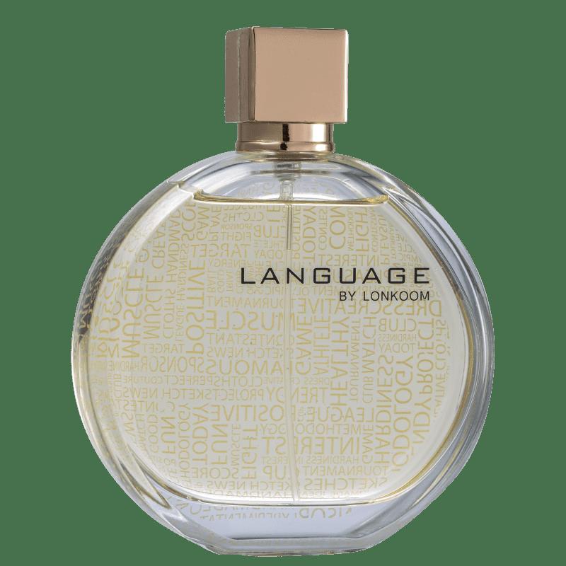 Language for Women Lonkoom Eau de Parfum - Perfume Feminino 100ml