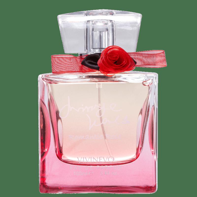 Mirage World Romantic Rose Vivinevo Eau de Parfum - Perfume Feminino 100ml