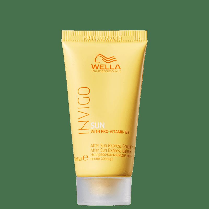 Wella Professionals Invigo Sun - Condicionador 30ml