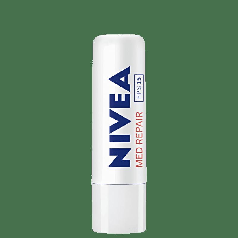 NIVEA Med Repair FPS 15 - Protetor Labial 4,8g