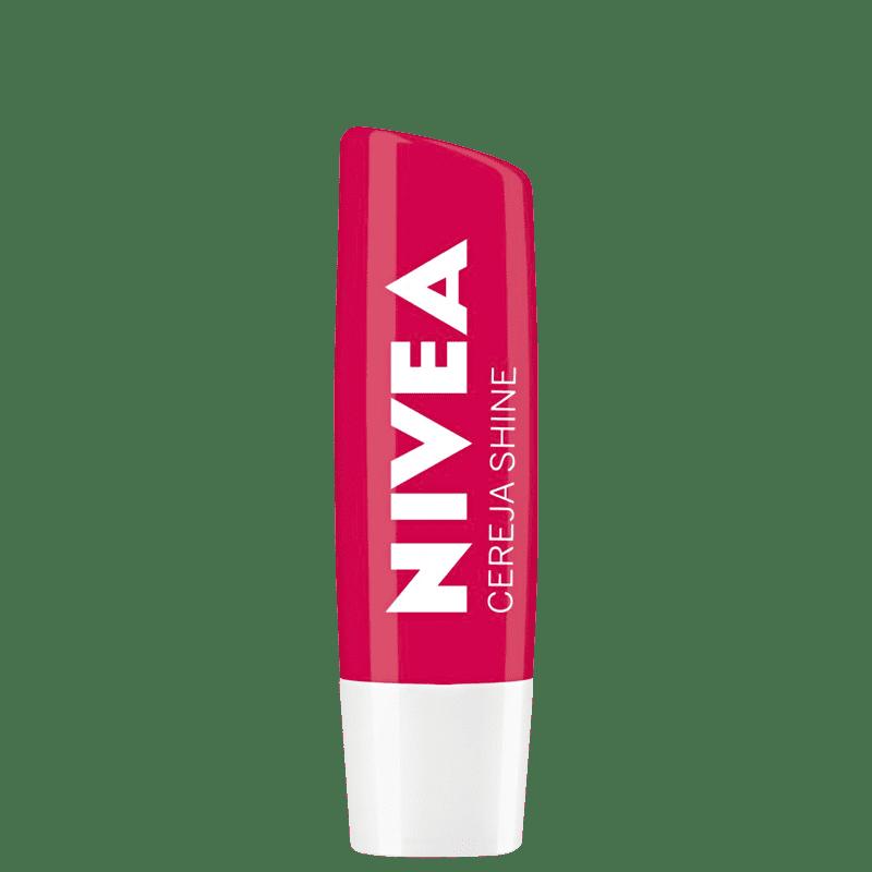 NIVEA Shine Cereja - Protetor Labial 4,8g