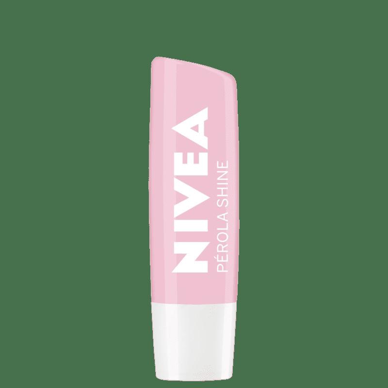 NIVEA Shine Pérola - Protetor Labial 4,8g