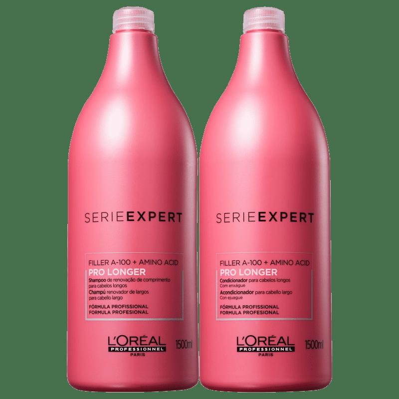 Kit L'Oréal Professionnel Serie Expert Pro Longer Profissional (2 Produtos)