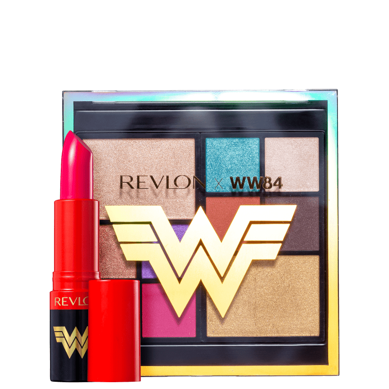 Kit Revlon X WW84 Justice For All (2 Produtos)