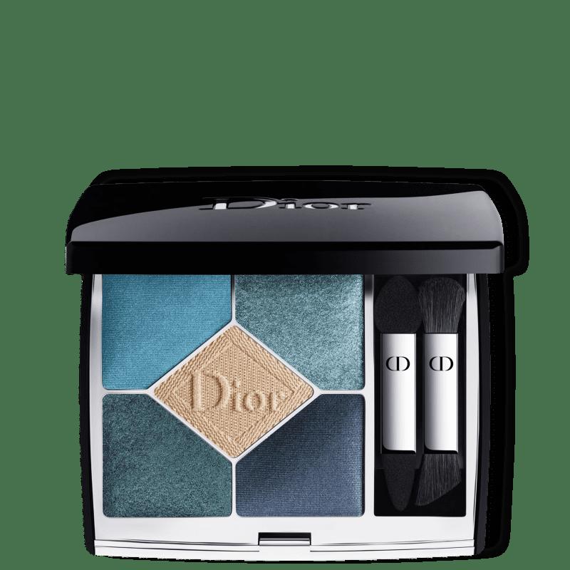 Dior 5 Couleurs Couture Eyeshadow 279 Denim - Paleta de Sombras 7g