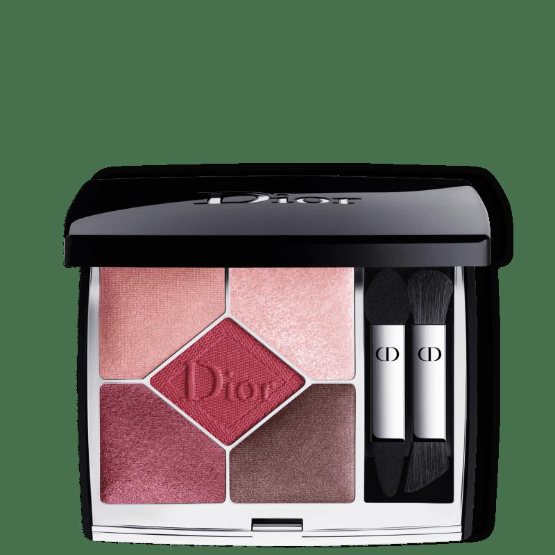 Dior 5 Couleurs Couture Eyeshadow 879 Rouge Trafalgar - Paleta de Sombras 7g