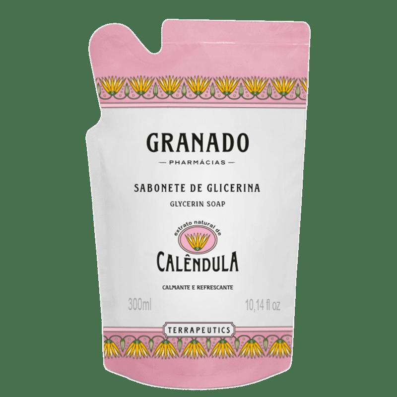 Granado Terrapeutics Glicerina Calêndula Refil - Sabonete Líquido 300ml