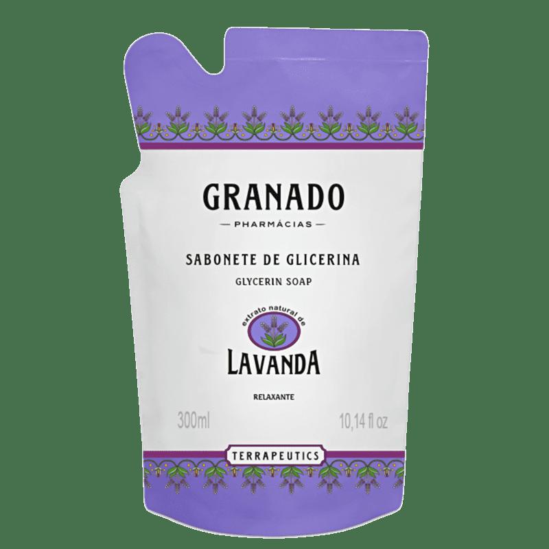 Granado Terrapeutics Glicerina Lavanda Refil - Sabonete Líquido 300ml