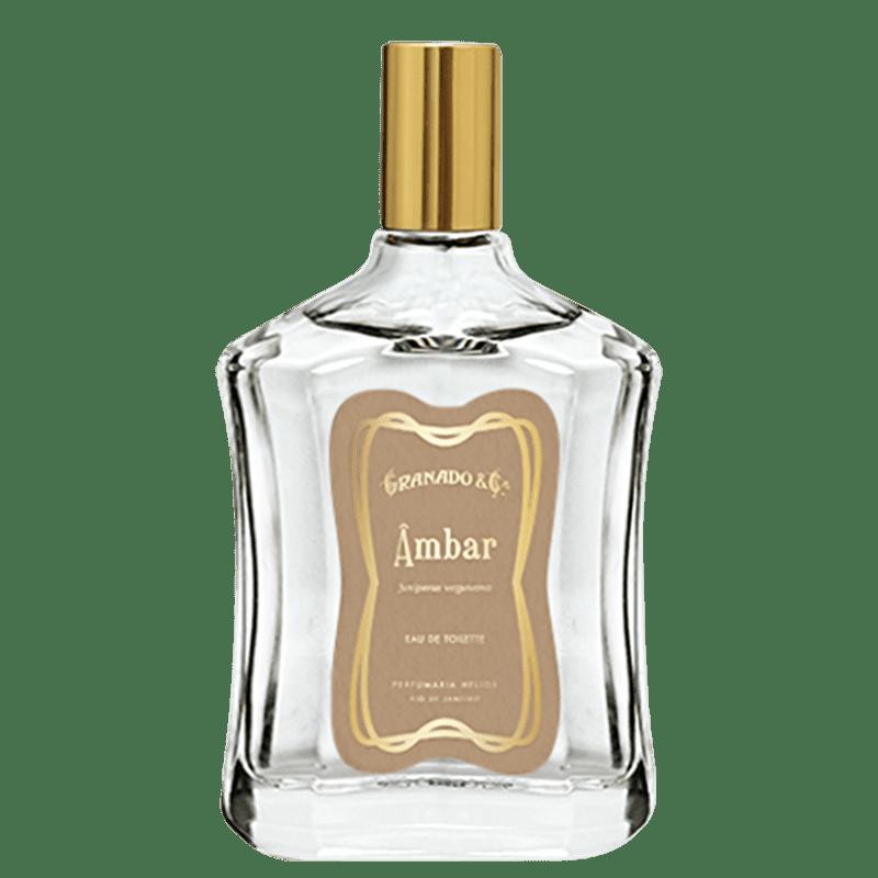 Âmbar Granado Eau de Toilette - Perfume Unissex 100ml