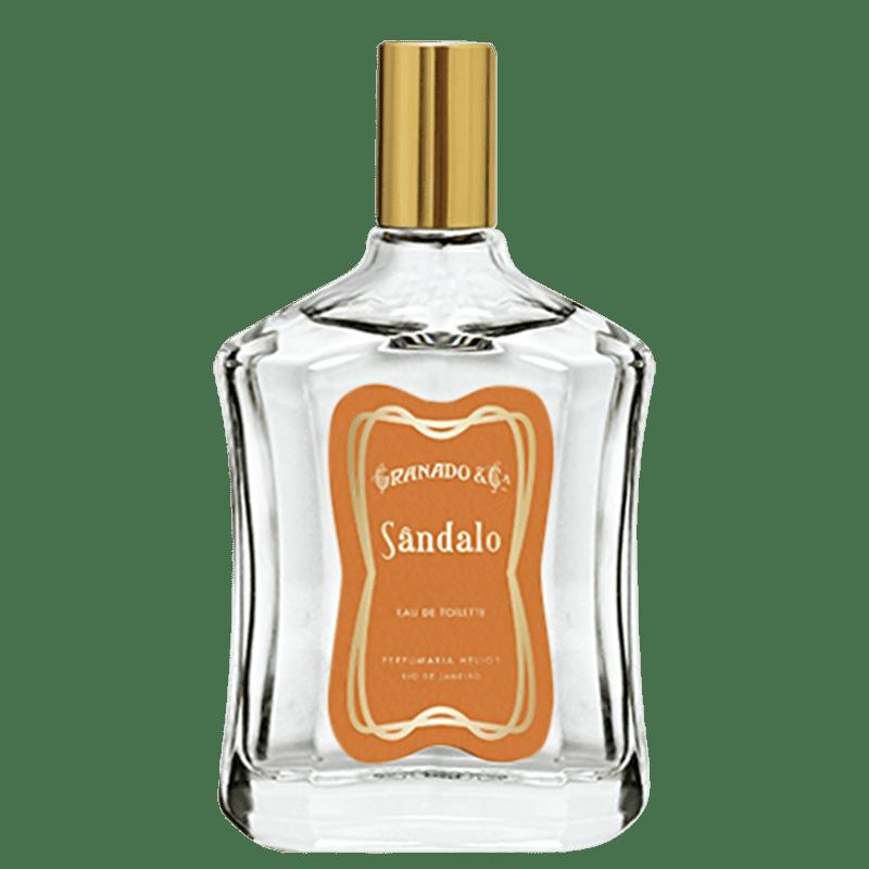 Sândalo Granado Eau de Toilette - Perfume Unissex 100ml