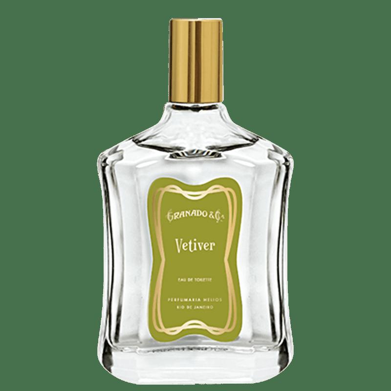 Vetiver Granado Eau de Toilette - Perfume Unissex 100ml