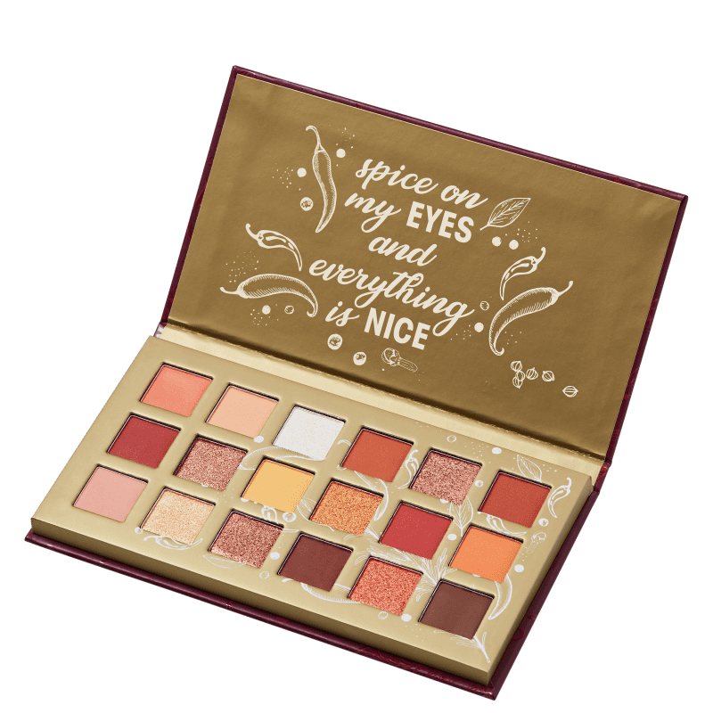 Essence Spice it up! - Paleta de Sombras 18g