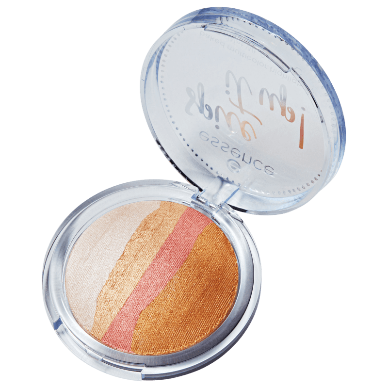 Essence Spice It Up! Baked Multicolor Highlighter - Pó Iluminador 7g