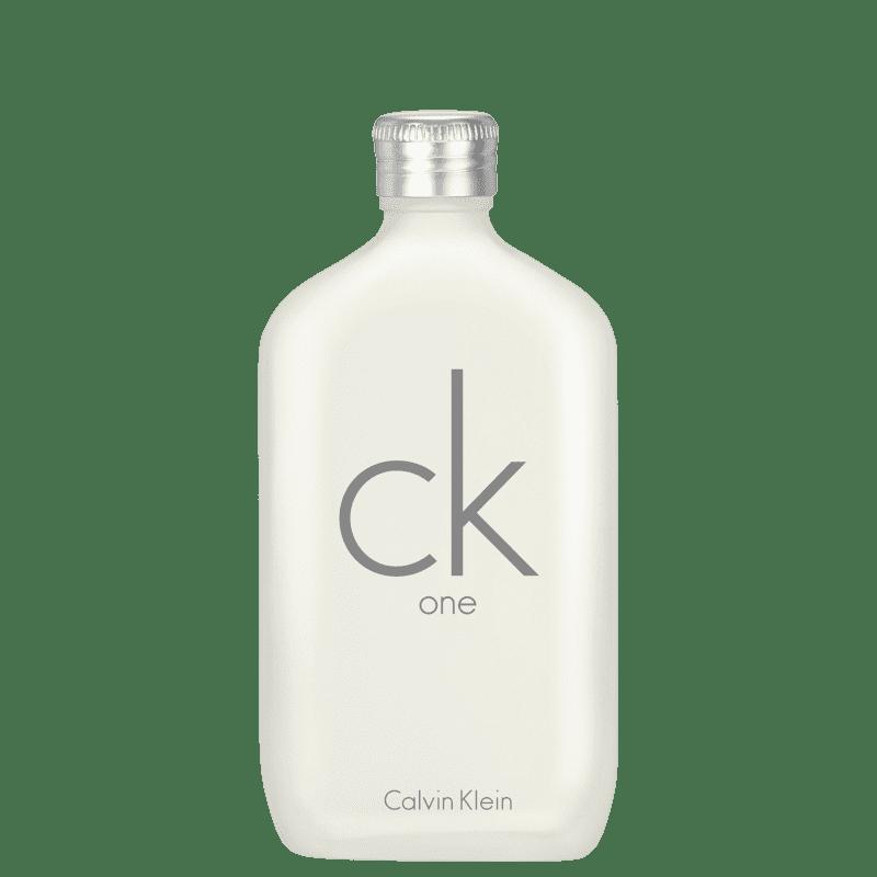 CK One Calvin Klein Eau de Toilette - Perfume Unissex 50ml