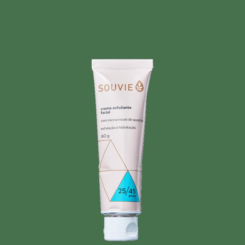 Souvie 25/45 - Creme Esfoliante Facial 60g
