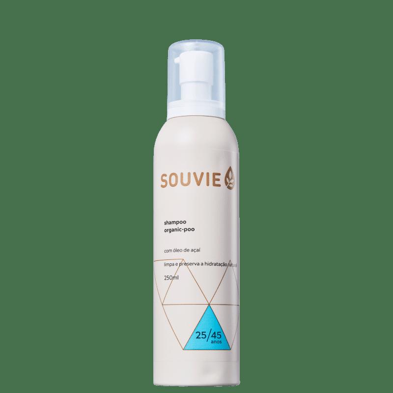 Souvie Organic-Poo 25/45 - Shampoo 250ml