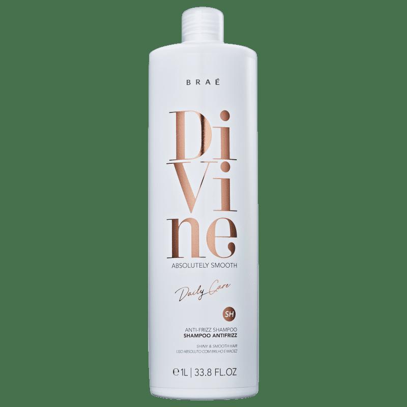 BRAÉ Divine Anti-Frizz - Shampoo 1000ml