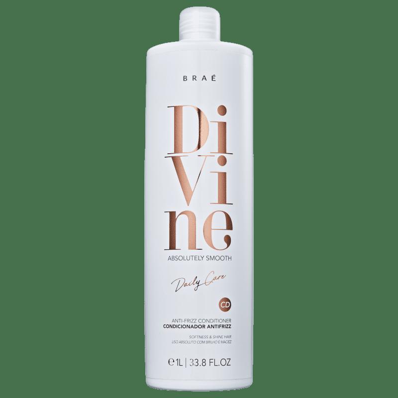 BRAÉ Divine Anti-frizz - Condicionador 1000ml