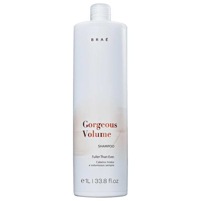 BRAÉ Gorgeous Volume - Shampoo 1000ml