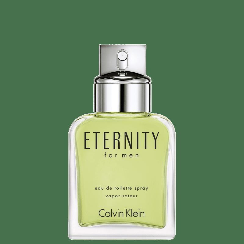 Eternity for Men Calvin Klein Eau de Toilette - Perfume Masculino 50ml