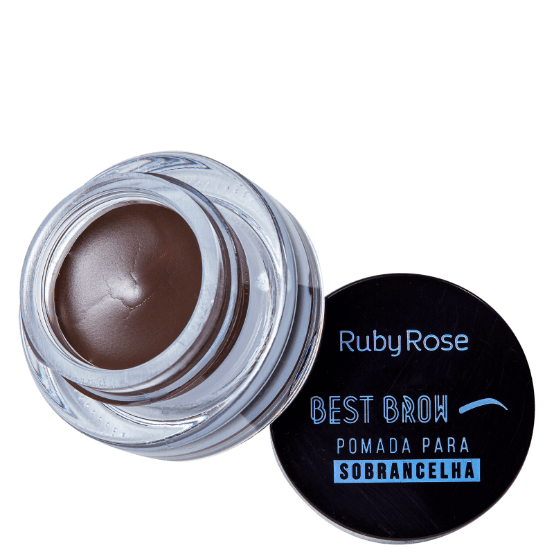 Ruby Rose Best Brow Dark - Pomada para Sobrancelha