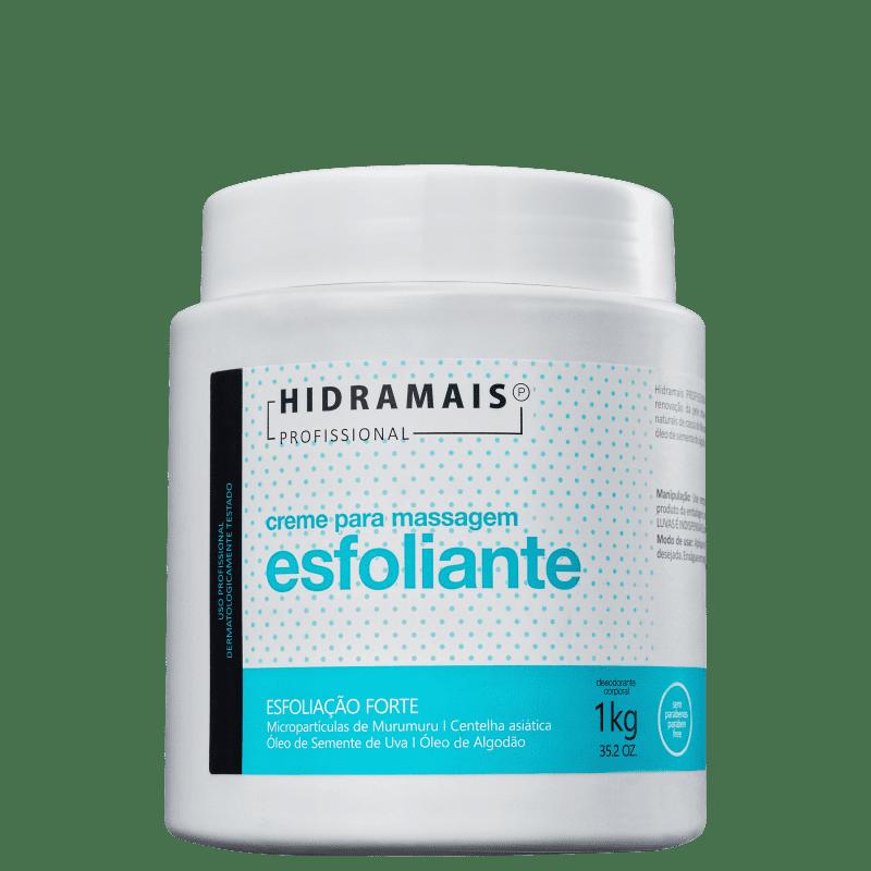 Hidramais Esfoliante - Creme de Massagem 1000g