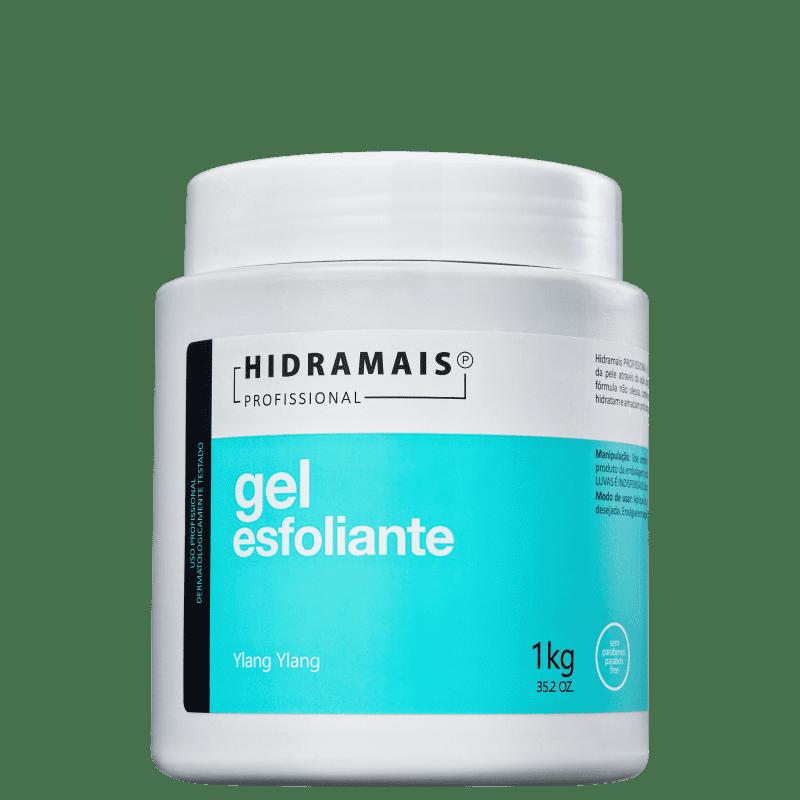 Hidramais Ylang Ylang - Gel Esfoliante Corporal 1000g