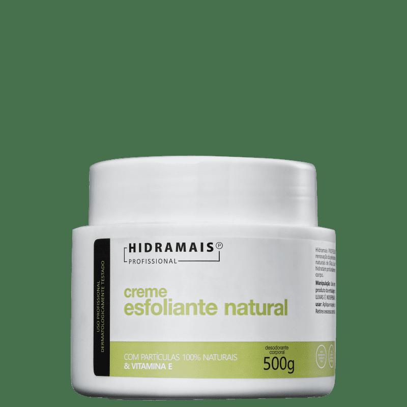 Hidramais Natural - Creme Esfoliante Corporal 500g