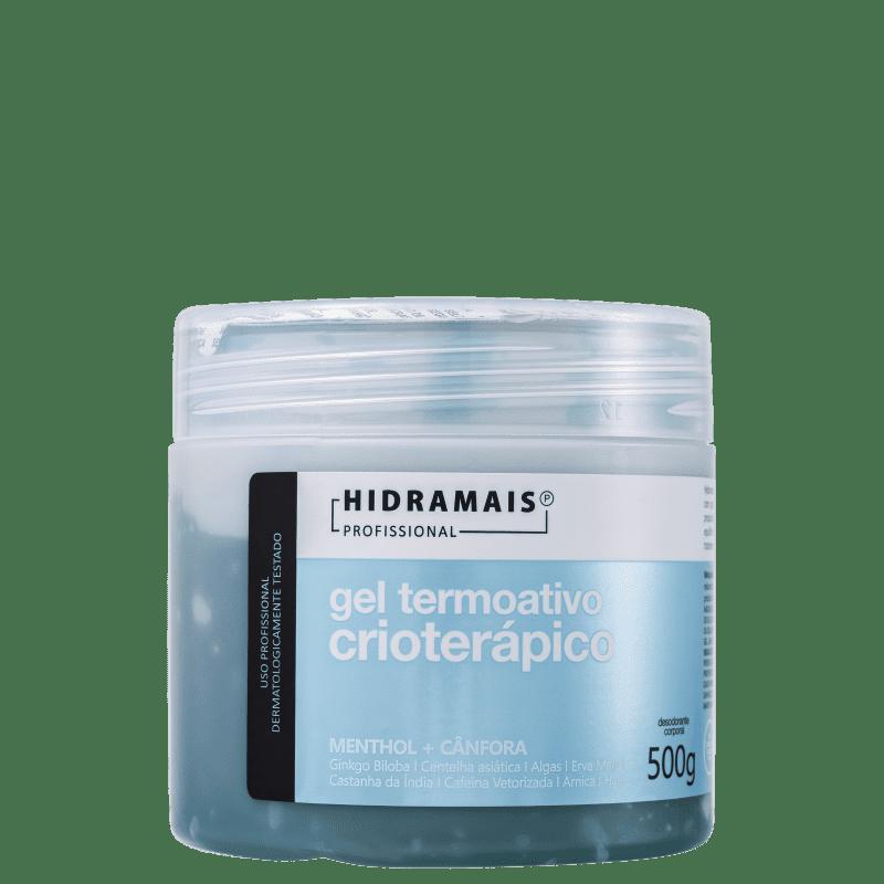 Hidramais Crioterápico - Gel de Massagem 500g