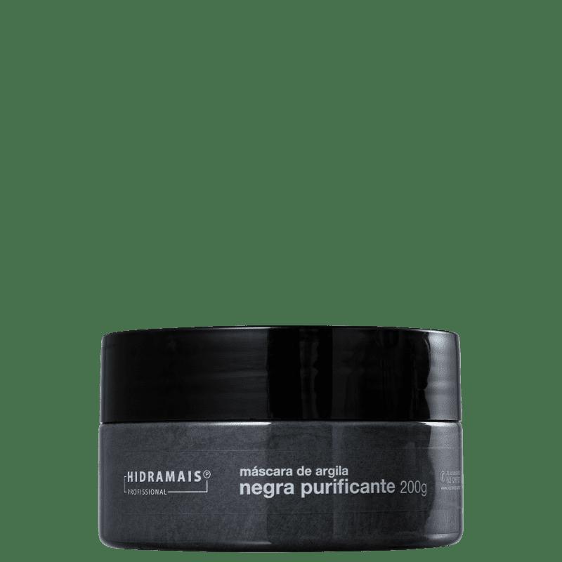 Hidramais Argila Negra - Máscara Facial 200g