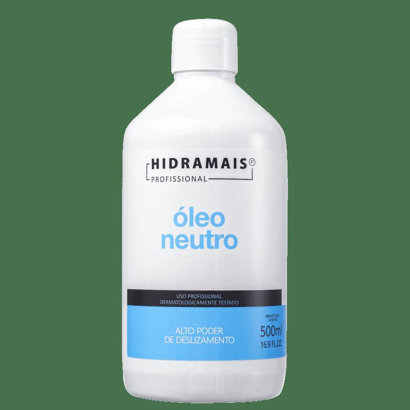 Hidramais Neutro - Óleo de Massagem 500ml