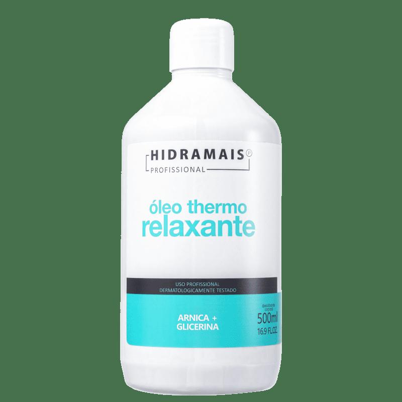 Hidramais Thermo Relaxante - Óleo de Massagem 500ml
