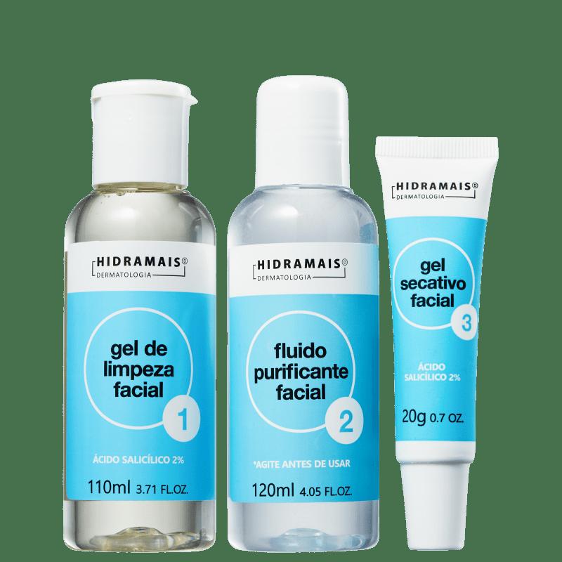 Kit Hidramais Anti-Acne (3 Produtos)