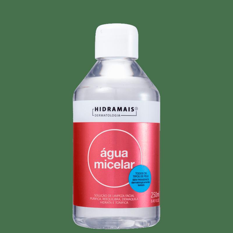 Hidramais Água Micelar - Demaquilante 250ml