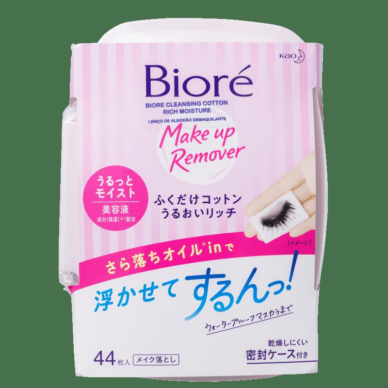 Bioré Make Up Remover - Lenço Demaquilante (44 Unidades)