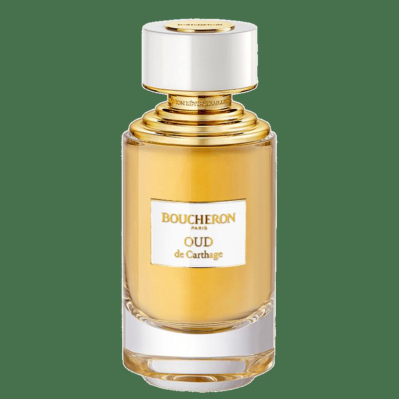 Oud de Carthage Boucheron La Collection Eau de Parfum - Perfume Unissex 125ml