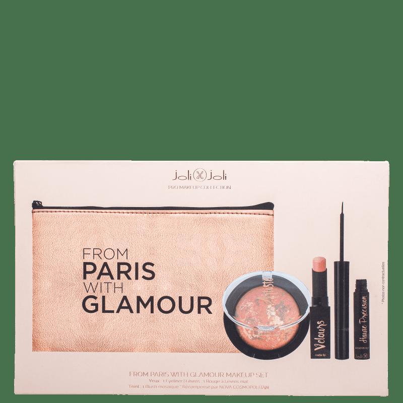 Kit Joli Joli From Paris With Glamour (4 Produtos)