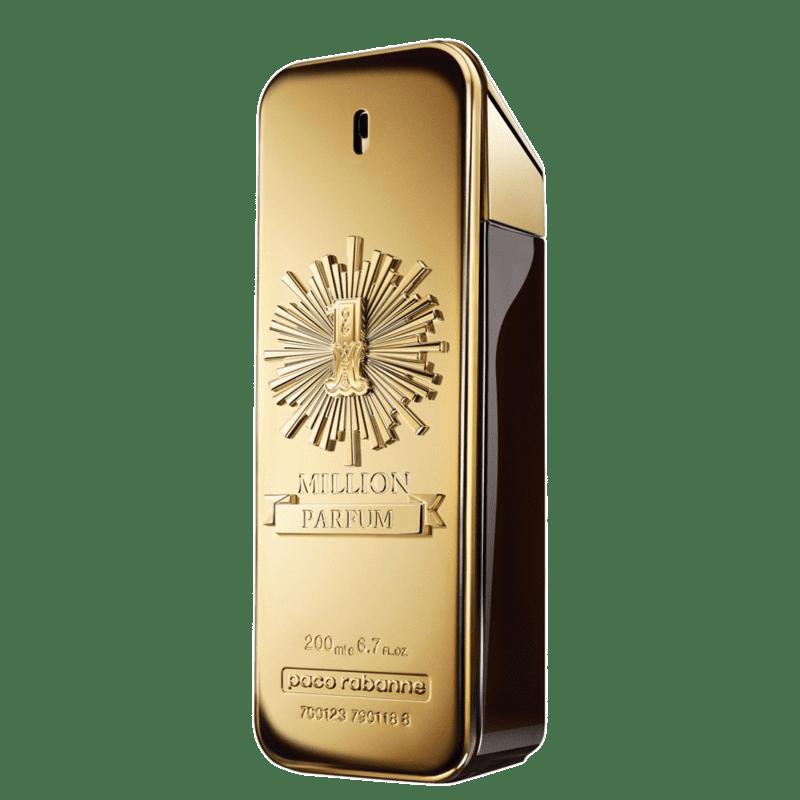 1 Million Parfum Paco Rabanne Eau de Parfum - Perfume Masculino 200ml